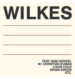 Leaving Records Sam Wilkes - WILKES