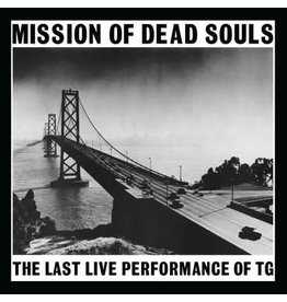 Mute Records Throbbing Gristle - Mission Of Dead Souls