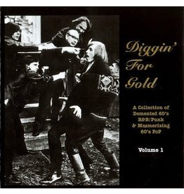 Rubble Records Various - Diggin' For Gold Volume 1