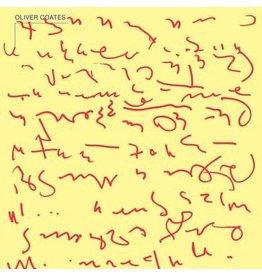 RVNG Oliver Coates - Shelley's On Zenn-La