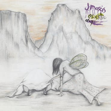 Sub Pop Records J Mascis - Elastic Days (Coloured Vinyl)