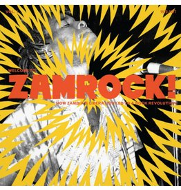Now-Again Records Various - Welcome To Zamrock Vol. 1