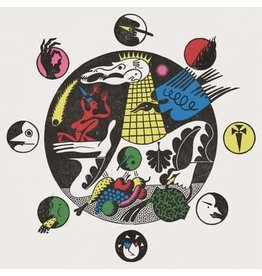 Rocket Recordings Pigs Pigs Pigs Pigs Pigs Pigs Pigs - King of Cowards (Coloured Vinyl)