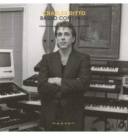 Passat Continu Charles Ditto - Basso Continuo: Cyberdelic Ambient and Nootropic Soundscapes (1987-1994)