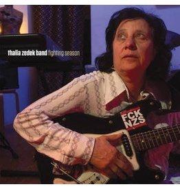 Thrill Jockey Thalia Zedek Band - Fighting Season (Coloured Vinyl)