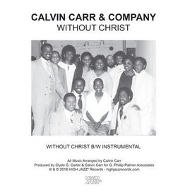 High Jazz Calvin Carr And Company - Without Christ