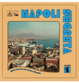 Early Sounds Recordings / NG Records Various - Napoli Segreta Vol. 1
