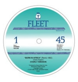 Fleet Records Charly Kingson - Born In Africa