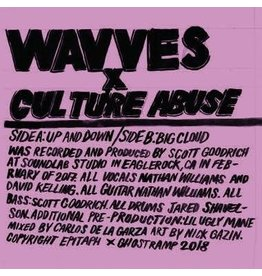 Ghost Ramp Wavves & Culture Abuse - Up and Down / Big Cloud
