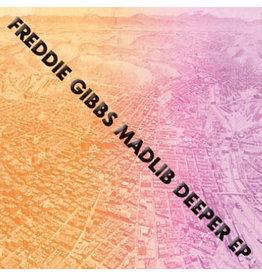 Madlib Invazion Madlib - Deeper EP