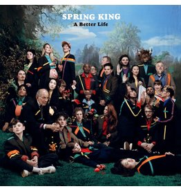 Island Records Spring King - A Better Life (Clear Vinyl)