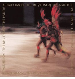 Sony Music Entertainment Paul Simon - The Rhythm Of The Saints