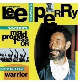 Ariwa Sounds Lee Scratch Perry With Mad Professor - Mystic Warrior