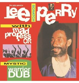 Ariwa Sounds Lee Scratch Perry With Mad Professor - Mystic Warrior In Dub