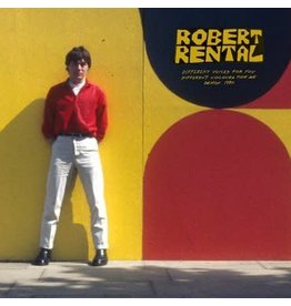 Optimo Music Robert Rental - Different voices for you. Different Colours for me. Demos 1980