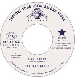 Daptone The Dap-Kings - Tear It Down (Feat. Sharon Jones) b/w The Collection Song