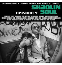 Because Music Various - Shaolin Soul Episode 4