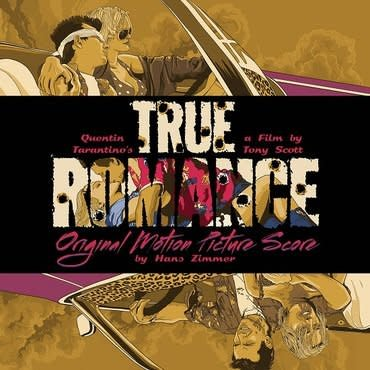 Enjoy The Ride Hans Zimmer - True Romance (Original Motion Picture Score)