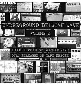 Walhalla Records Various - Underground Belgian Wave Vol. 2