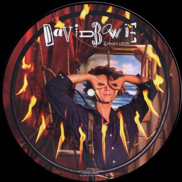 Parlophone David Bowie - Zeroes