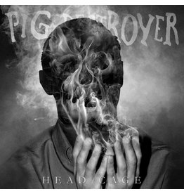 Relapse Records Pig Destroyer - Head Cage (Coloured Vinyl)