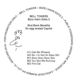 Public Possession / Under The Influence Bell Towers - Büro Hahn Edits 2