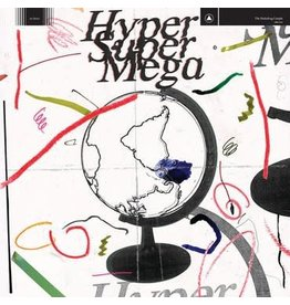 Sacred Bones Records The Holydrug Couple - Hyper Super Mega
