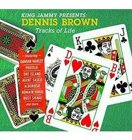 VP Records Dennis Brown - King Jammy Presents: Dennis Brown Tracks Of Life