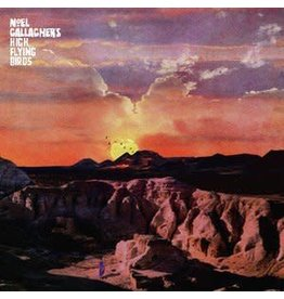 Sour Mash Records Noel Gallagher's High Flying Birds - If Love Is The Law (Coloured Vinyl)