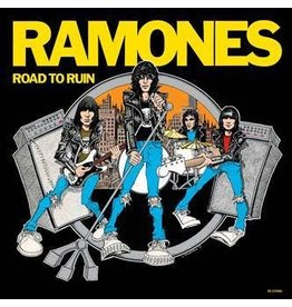 Rhino Ramones - Road To Ruin (40th Anniversary Deluxe Edition)