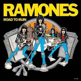 Rhino Ramones - Road To Ruin (40th Anniversary Deluxe Edition)