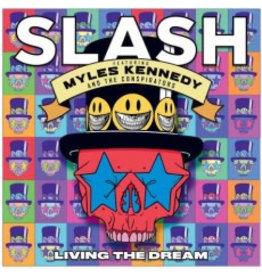 Roadrunner Slash - Living The Dream (Coloured Vinyl)
