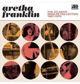 Atlantic Aretha Franklin - Atlantic A-Sides