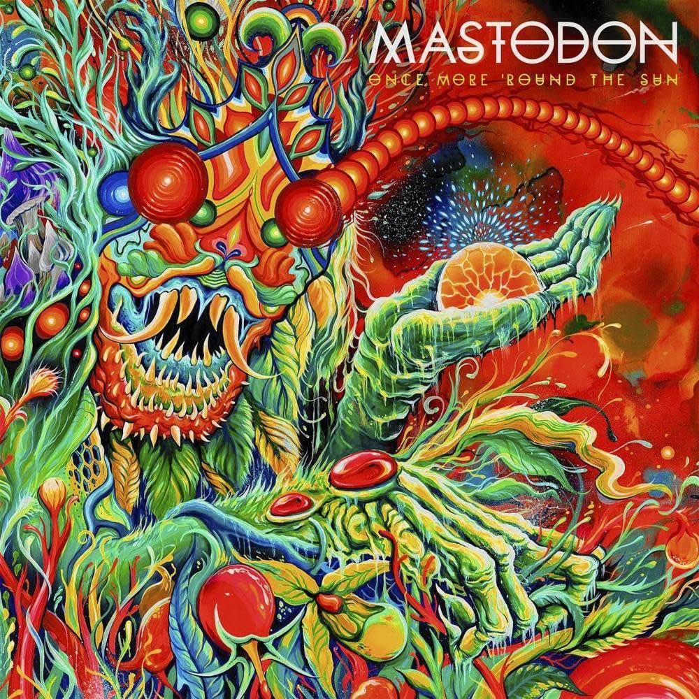 Warner Mastodon - One More Around The Sun (Picture Disc)