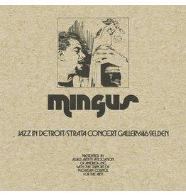 BBE Charles Mingus - Jazz in Detroit / Strata Concert Gallery / 46 Selden