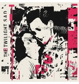 Rock Action Records Twilight Sad - It Won't Be Like This All the Time (Coloured Vinyl)