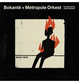 Real World Records Bokanté & Metropole Orkest & Jules Buckley - What Heat