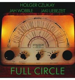 Groenland Records Holger Czukay & Jah Wobble & Jaki Liebezeit - Full Circle