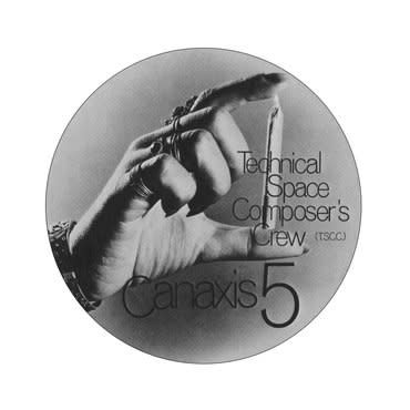 Groenland Records Technical Space Composer's Crew feat. Holger Czukay - Canaxis 5