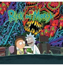 Sub Pop Records Various - The Rick and Morty Soundtrack