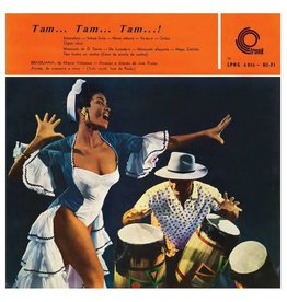 Trunk Records Various - Tam... Tam... Tam...!