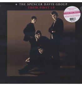 Klimt The Spencer Davis Group - Their First LP (Clear Vinyl)