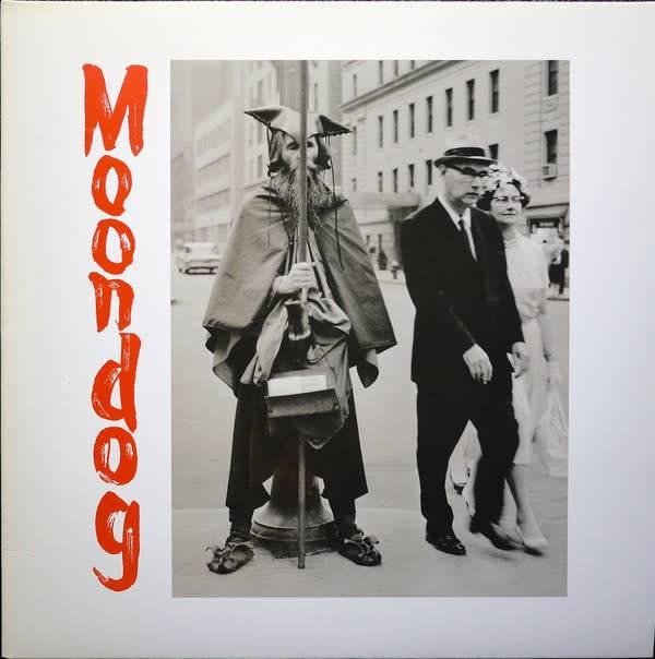 Honest Jon's Records Moondog - The Viking Of Sixth Avenue