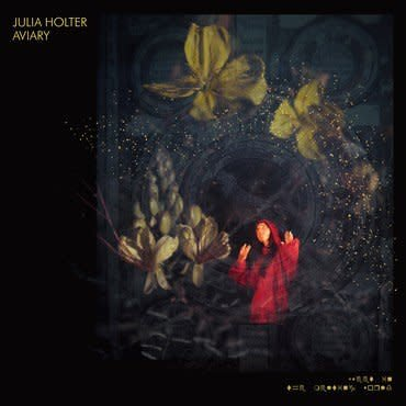 Domino Records Julia Holter - Aviary (Coloured Vinyl)