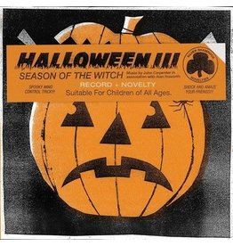 Death Waltz Recordings Co John Carpenter & Alan Howarth - Halloween III - Season Of The Witch