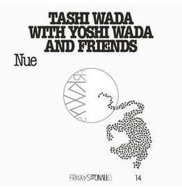 RVNG Tashi Wada With Yoshi Wada & Friends - Frkwys Vol. 14 – Nue