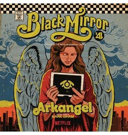 Fire Soundtracks Mark Isham - Arkangel : Black Mirror (Coloured Vinyl)