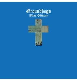 Fire Records The Groundhogs - Blues Obituary