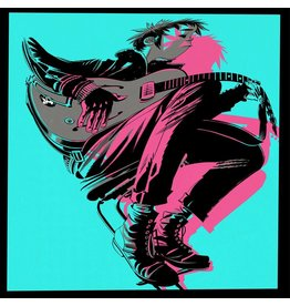 Parlophone Gorillaz - The Now Now