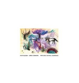 Chapter Music Kath Bloom & Loren Connors - Restless Faithful Desperate (Coloured Vinyl)